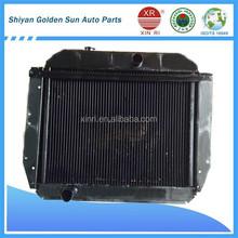 ZIL 130-1301010 heavy equipment radiators for Russian Market truck parts
