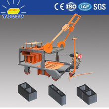 QMR4-45 Big sale Middle capacity concrete block making machine