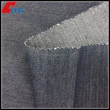 Cotton Poly Spandex 78/20/2 12+7x200/40 9oz denim fabric 66/7' indigo blue Cheap Denim Fabric
