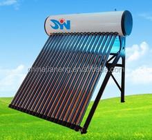 domestic non-pressure solar water heater