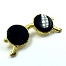 Antique Unique Sunglasses Style Hijab Pins Brooch Unisex In Bulk