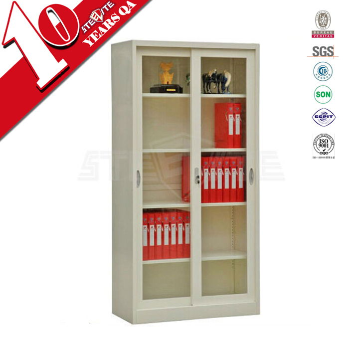 Office School Supplies Bookcase Malaysia With Glass Doors Model