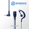 Vox headset walkie talkie electronic accessory earpiece for motorola radio communication