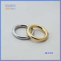 manufacture zinc Alloy ring for lady's handbag wholesale make in China