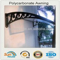 Aluminum Door Canopy 900