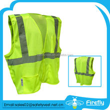 reflective hot selling cheap led flash safety vest
