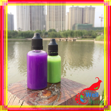 0.33oz PET dropper bottle with childproof sharp tube for e juice liquid