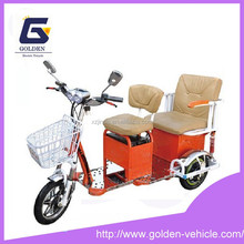 Passenger Used Electric Tricycle,Adult trocycle
