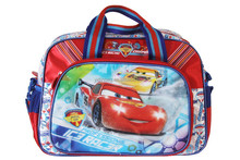 Car racing weekend travel bag 2014travel duffel bag