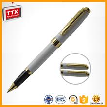Sports ball pen,good quality promotional metal ball pen