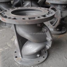 excellent pressure reducing valve iron casting and foundry
