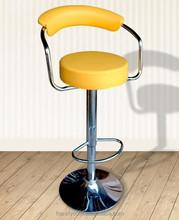 Popular NEW design modern china bar stool with pu leather