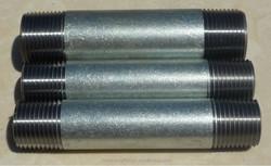 standard steel pipe nipple high quality