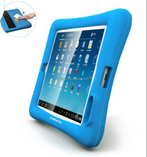 CE FCC ROHS Silicon shockproof case for ipad 2/3/4