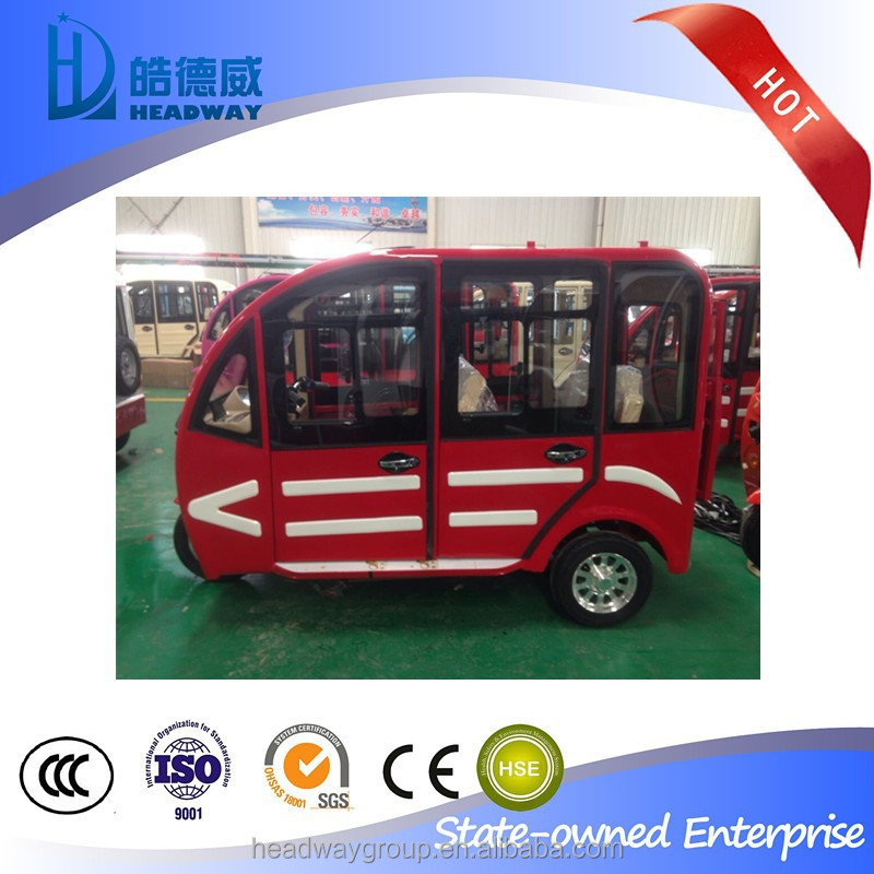 new energy mini cheap electric car with two door three
