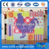 High Strength Tempered Glass Cutting Board