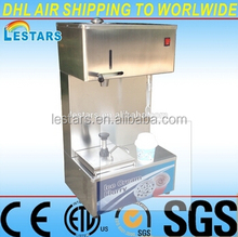Milk shake maker with durable stainless steel sheel