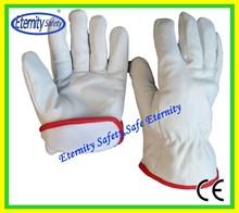 Carry out the standard rule of pragmatic driver glove contact for our sample to check glove quality now
