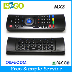2015 hot b2go mx3 cheap air wireless mouse for android tv box in shenzhen