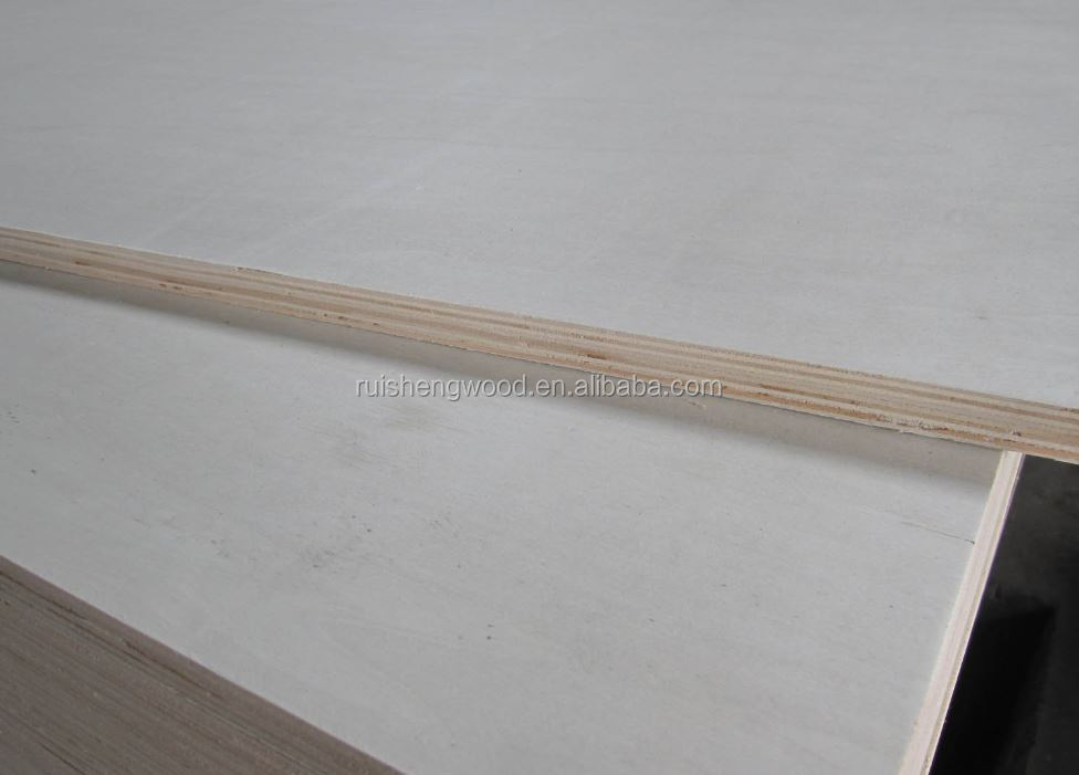 Mm birch plywood sheets and cheap for furniture