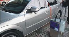 Ozone sterilization machine , ozone generator water air purifier , ozone car cleaner
