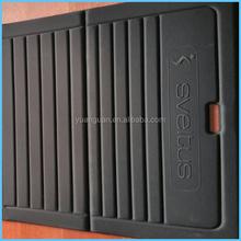European Standard Nice design Cheap folding picnic mat/camping mat/straw beach mat