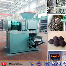 2015 low cost charcoal briquette machine/charcoal ball press