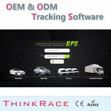 Googel Map vehicle tracking vehicle tracking system software /gps tracking system/gps tracker by Thinkrace