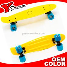 Custom New Assembly new plastic skateboards 2012 For Sale Cheap
