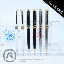 Free Samples Fancy Professional Design Banner Ball Pen As Gift