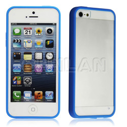 Transparent protective rubber matte hard case for iphone 5 custom rubber phone case
