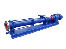 Used cargo ships single screw G progressive cavity pumps with strong absorb power