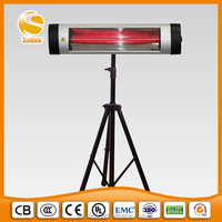cheap! electric indoor&outdoor portable quartz heater with CE.UL.SAA