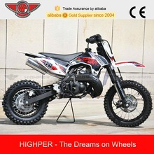 50CC 2-Stroke Dirt Bike with CE Approval(DB502B)
