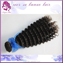 100% virgin raw unprocessed virgin malaysian hair for curly
