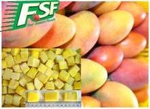 Frozen/IQF mango dices 2015 new crop