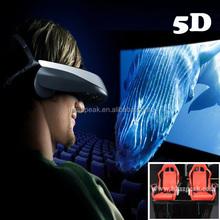 9D cinema PLC control 5D cinema
