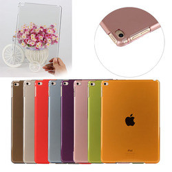 Crystal PC Back Case for iPad Mini 4,High Quality PC Clear Tablet Cover Case for iPad Mini 4