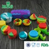 Non-stick weed atomizer collapsible silicone containers