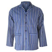 100% cotton long sleeve men pajamas