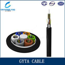 High Quality Single Mode 300F Composite Optical Fiber Sable GYTA