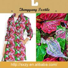 China big plant printing cotton european fabric