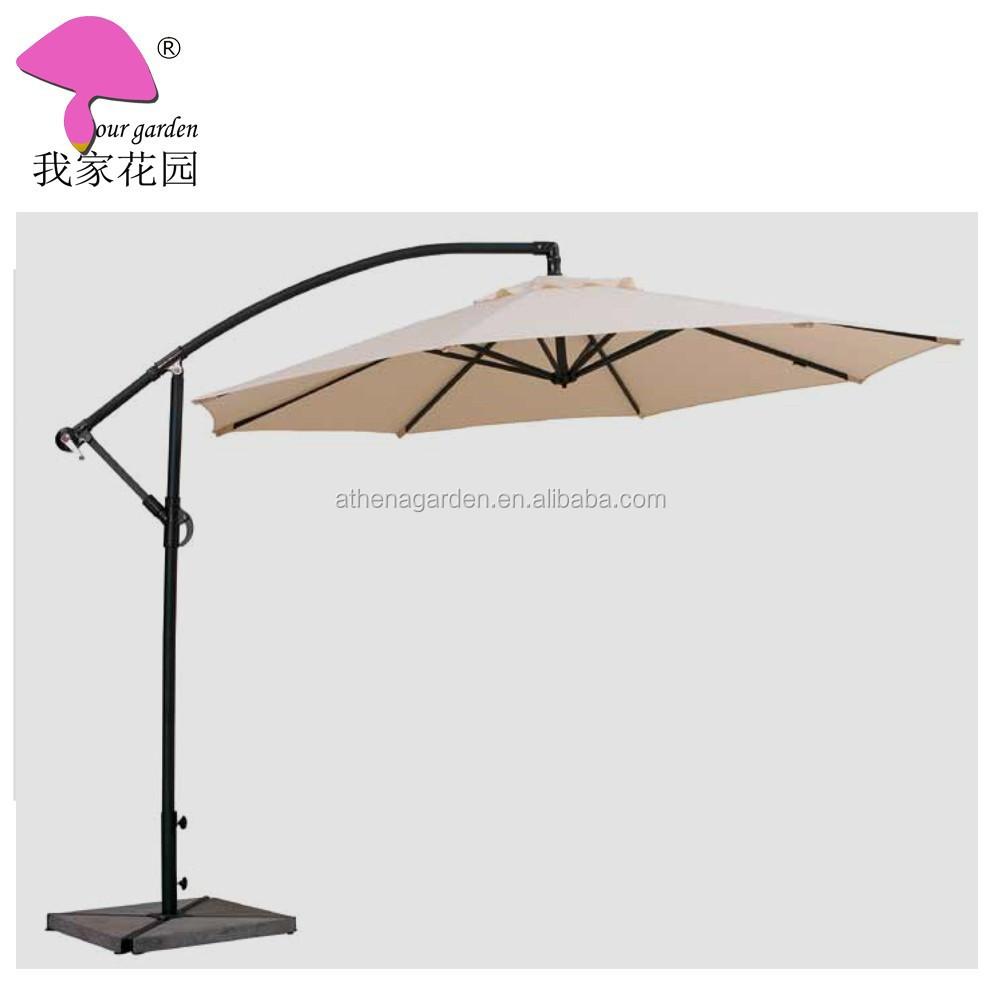 hanging garden umbrellas pool parasol garden parasol patio. Black Bedroom Furniture Sets. Home Design Ideas