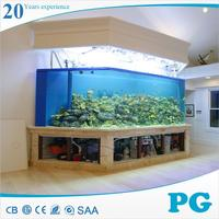 PG 2015 new 3d aquarium background