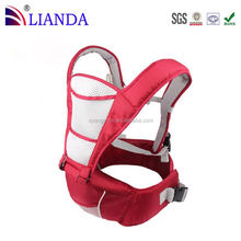 Multifunctional front and back baby carrying product,Ergonomic design baby sling bag,100% Oranic Cotton kangaroo baby carrier