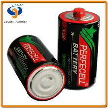 Golden partner supply high quality 1.5v dry battery for torch
