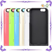 Portable for iphone 6 battery case for iphone 6 charger case wholesale for iphone charger case