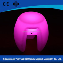 remote control china supplier plastic led light event rental table for sales