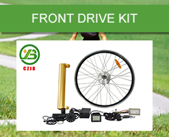 Jb-bpm e - bike hub motor conversion ebike kit 36 v 500 w batterie