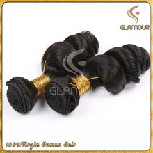 Alibaba export high quality wholesale loose wave Peruvian human hair